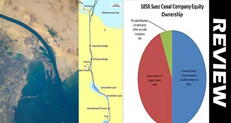Who Owns Suez Canal 2021