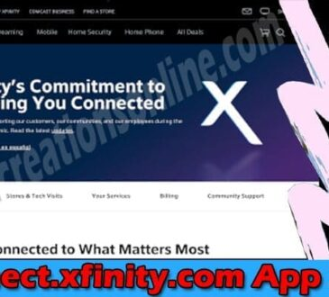 Connect.xfinity.com App 2021