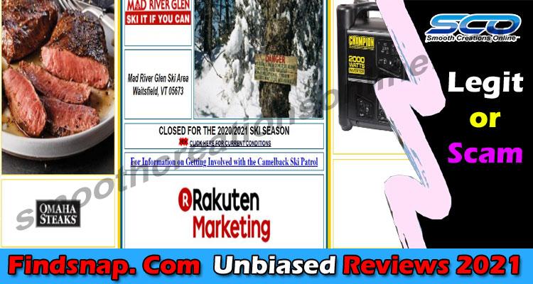 Findsnap. Com (April) Checkout Detailed Information!