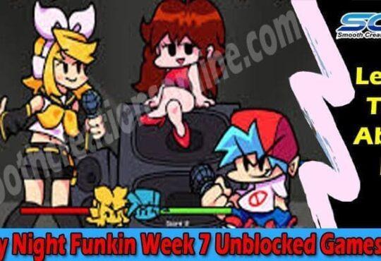 Friday Night Funkin Week 7 Unblocked Games 2021