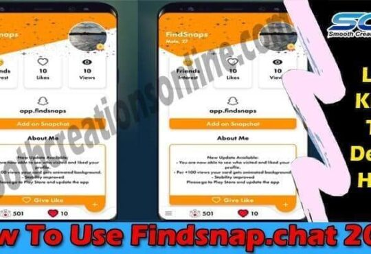 How To Use Findsnap.Chat (April) Read The Step Here!