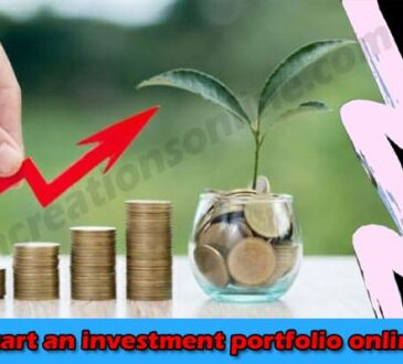 How to start an investment portfolio online in 2021 Smooth