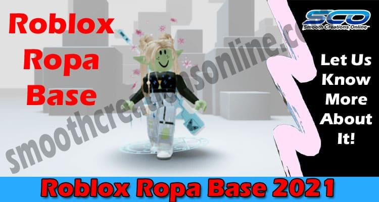 Roblox Ropa Base 2021.