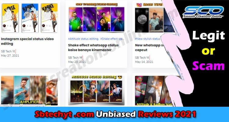Sbtechyt.com Online Website Reviews