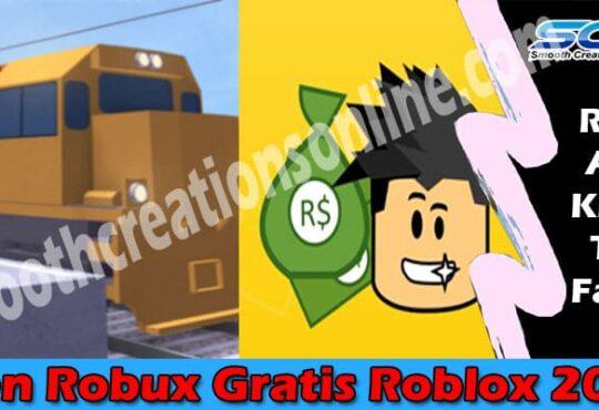 Tren Robux Gratis Roblox 2021 Smooth