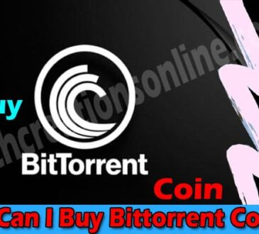 Where Can I Buy Bittorrent Coin 2021