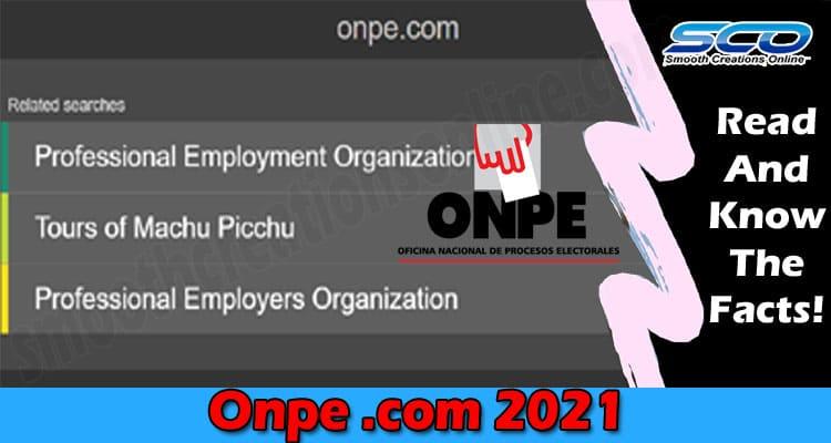 Onpe .com 2021 (June 2021) Checkout Detail Insight!