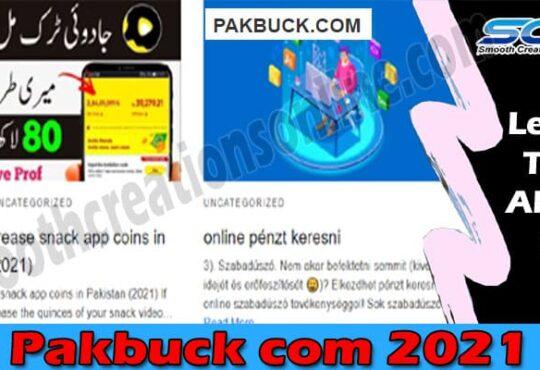 Pakbuck com 2021