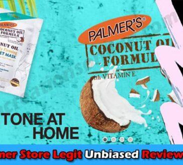 Is Palmer Store Legit 2021