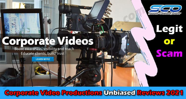 Types of Corporate Video Productions